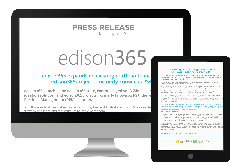 edison press release banner-01